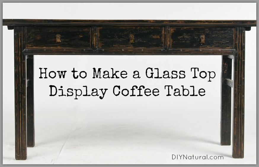 Diy Coffee Table Display Ideas For Gifts And Home