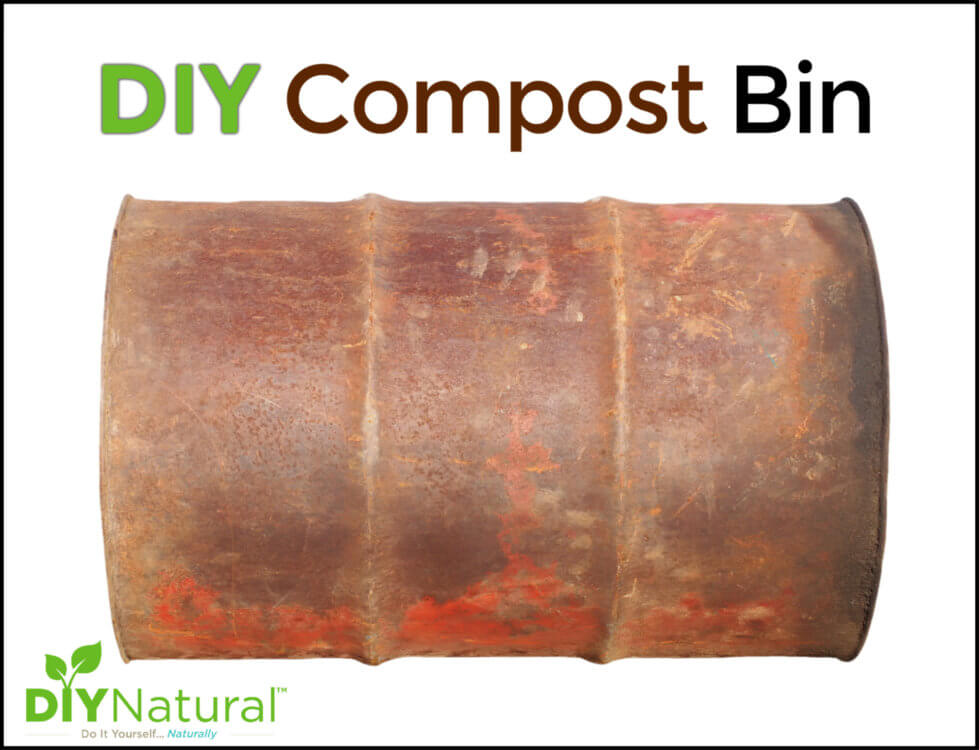 Diy Compost Tumbler A Money Saving Plastic Free Compost Bin