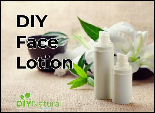 DIY Face Lotion Homemade