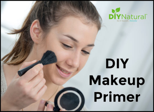 DIY Face Makeup Primer