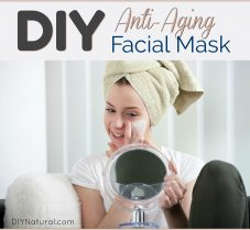 How to Make a Natural Anti-Aging Facial Mask