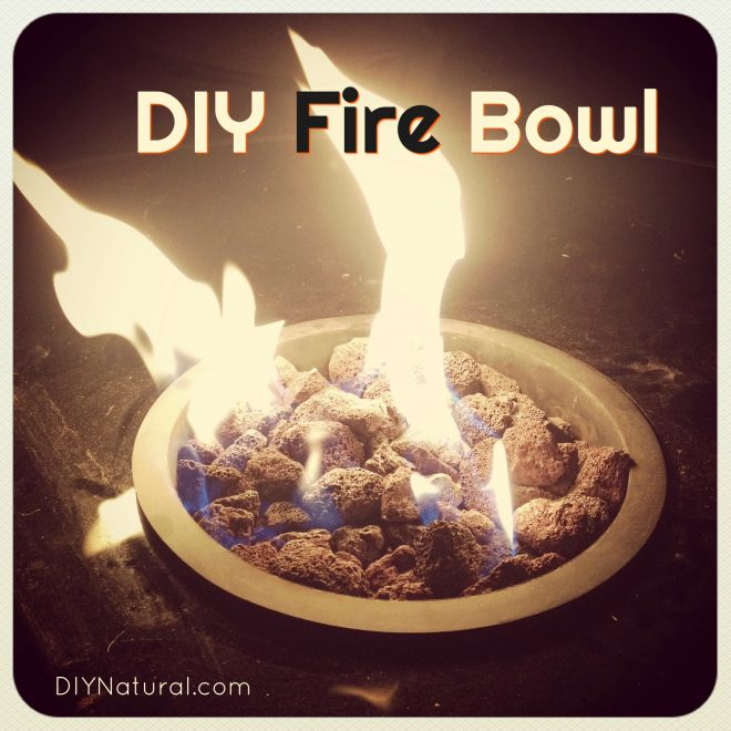 DIY Fire Bowl