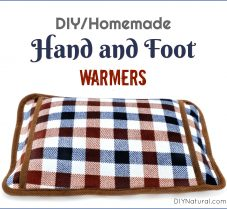 Learn to Make Homemade Hand And Foot Warmers