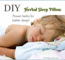 Learn to Make a Homemade Bedtime Dream Pillow