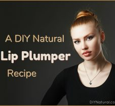Learn How to Make Your Own Natural Lip Plumper