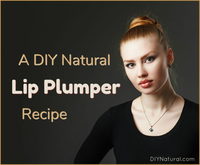 DIY Lip Plumper