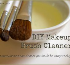 DIY Makeup Brush Cleaner: A Simple Natural Recipe