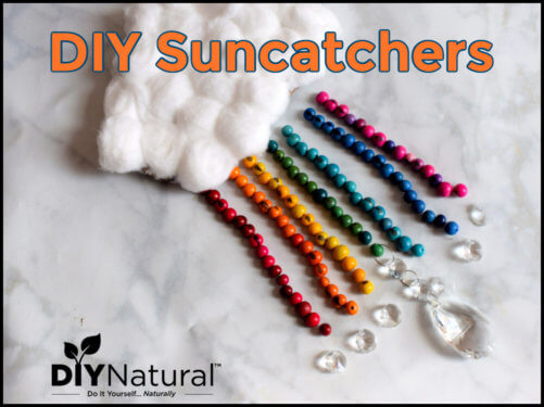 DIY Suncatchers