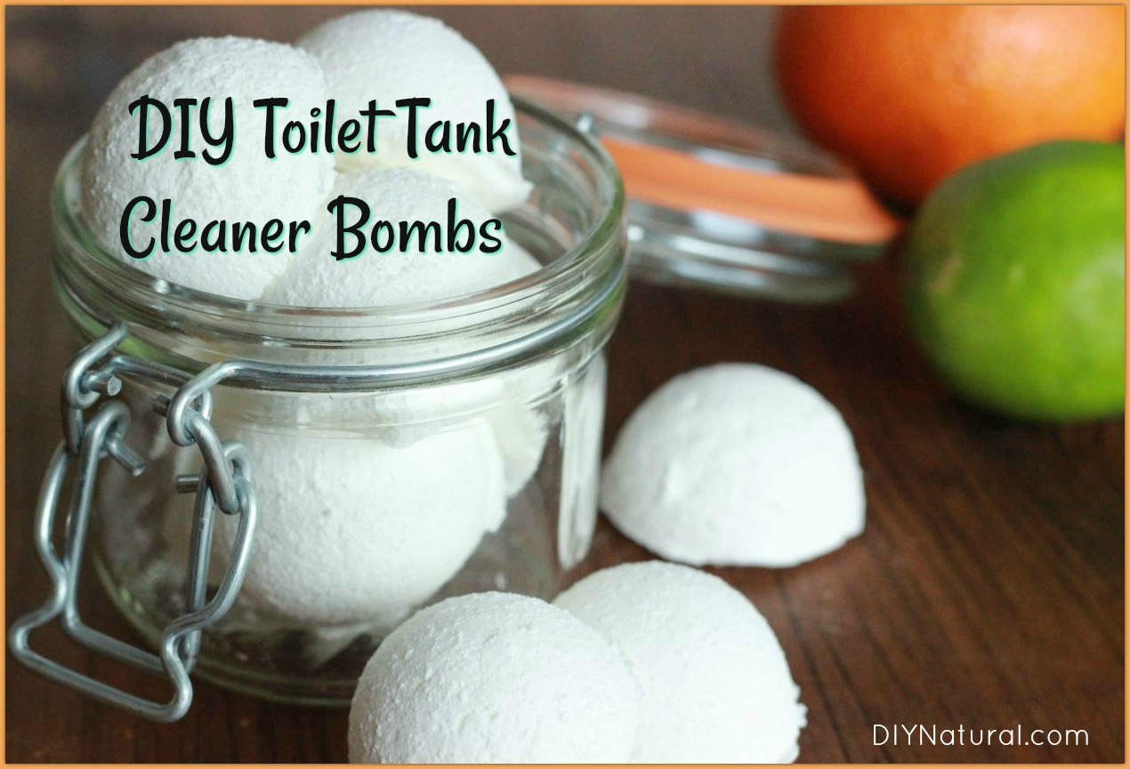 diy toilet tank cleaner: simple and effective recipe for diy toilet