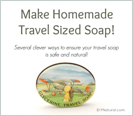 DIY Travel Soap