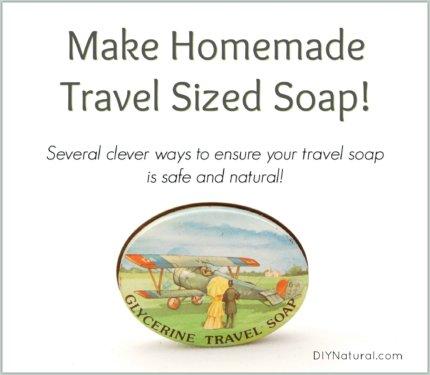 DIY Travel Soap