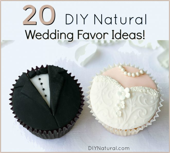 Diy Wedding Favors 20 Ideas For Amazing Natural Wedding Favors