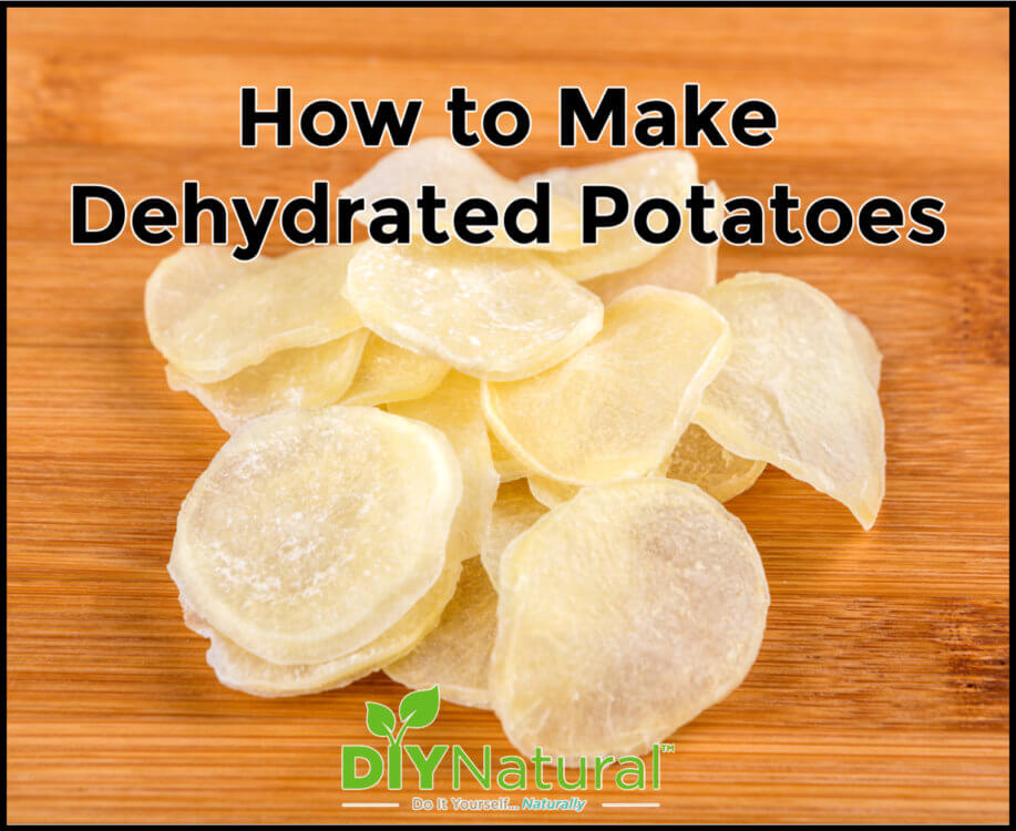 Learn How to Make Your Own Dehydrated Potatoes