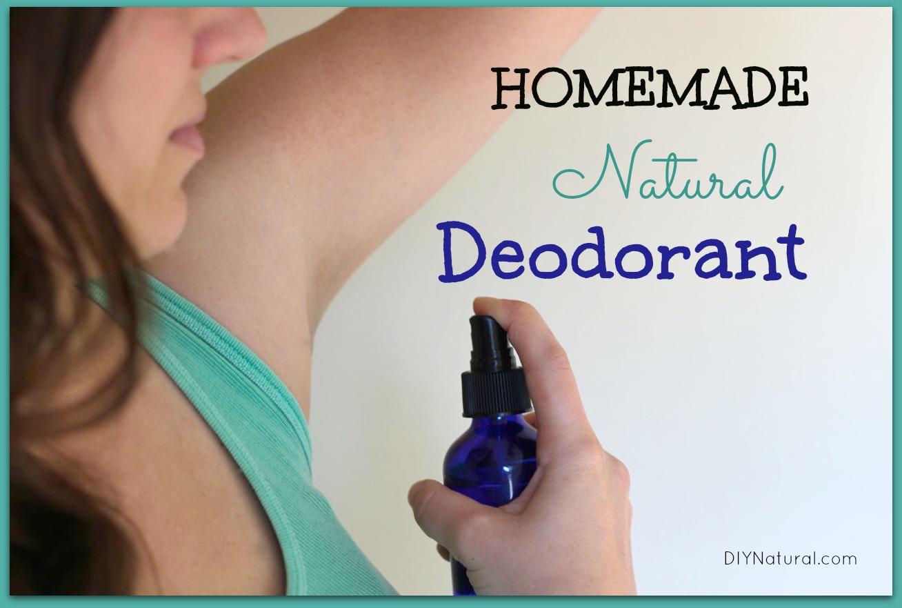 Make Natural Deodorant Essential Oils