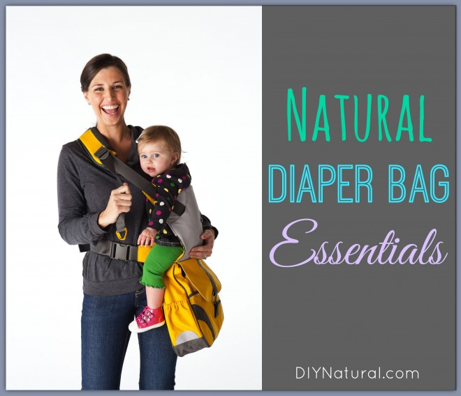 Diaper Bag Essentials Checklist
