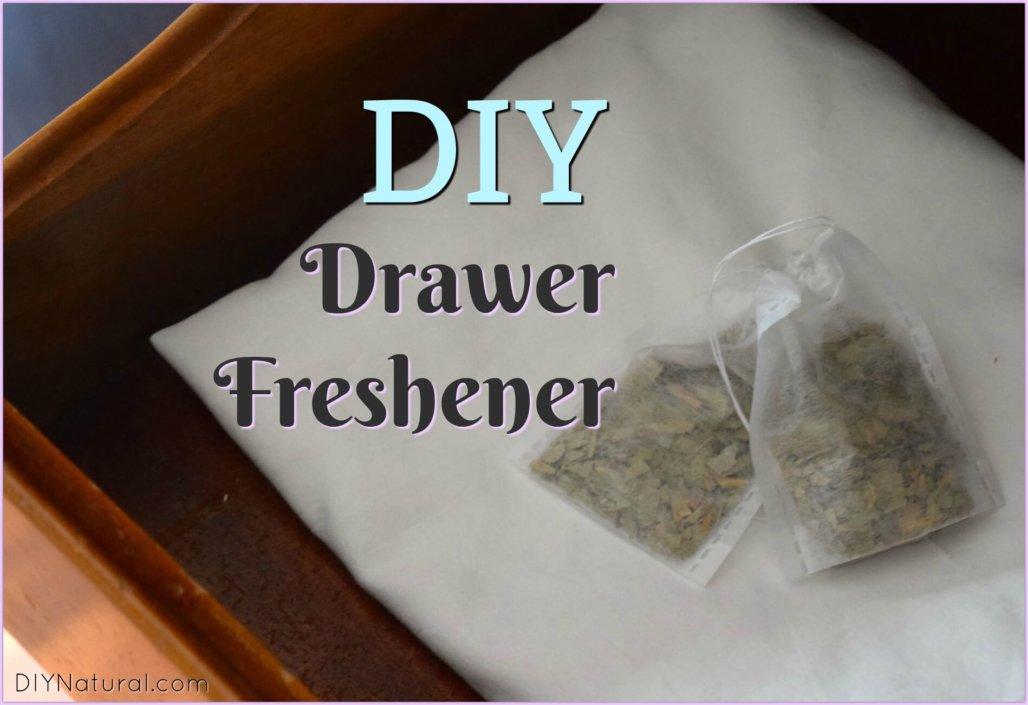 Drawer Freshener Natural Diy Eucalyptus Drawer Fresheners