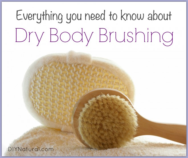 Dry Brushing Cellulite