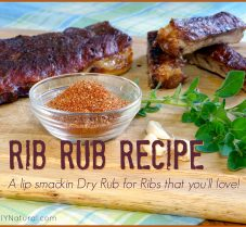 Dry Rub Recipe for Ribs, Just In Time for BBQ Season