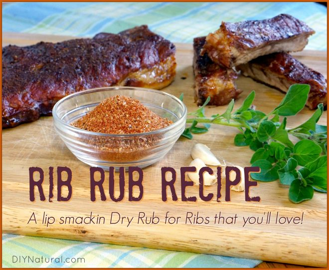 Dry Rub For Ribs Homemade Rib Rub Recipe With No Sugar