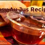 Easy Au Jus Recipe