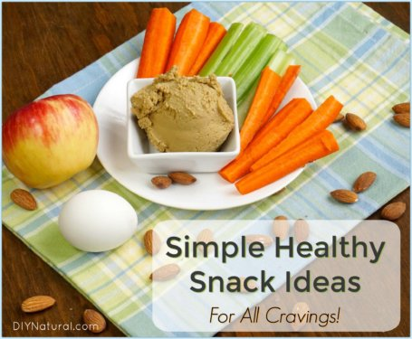 Easy Healthy Snacks