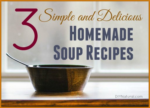 Easy Healthy Soup Recipes