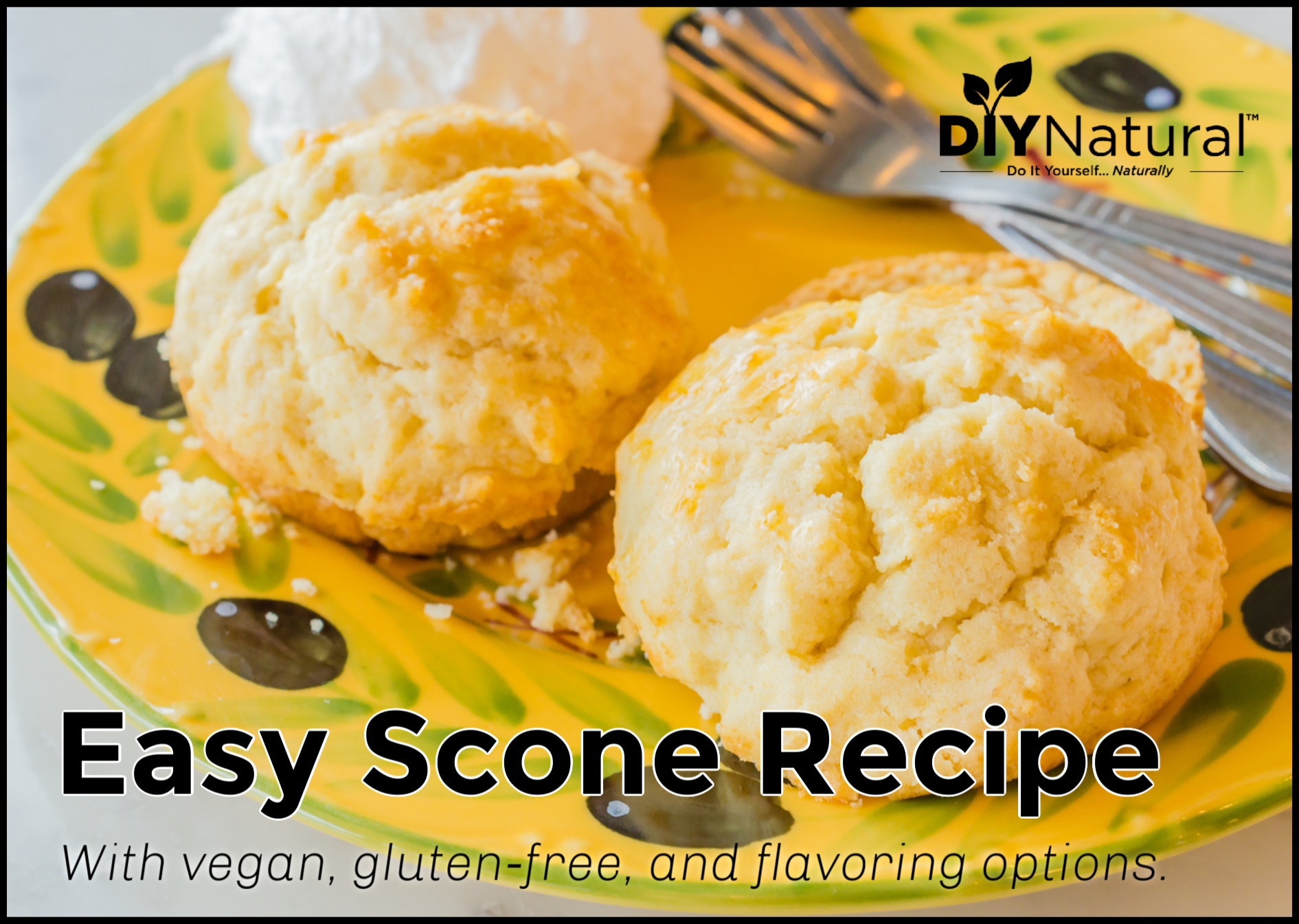 Easy Scone Recipe with Gluten-Free & Other Options