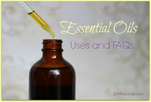 Essential Oils Uses
