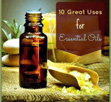 10 Things You Can Do With Essential Oils
