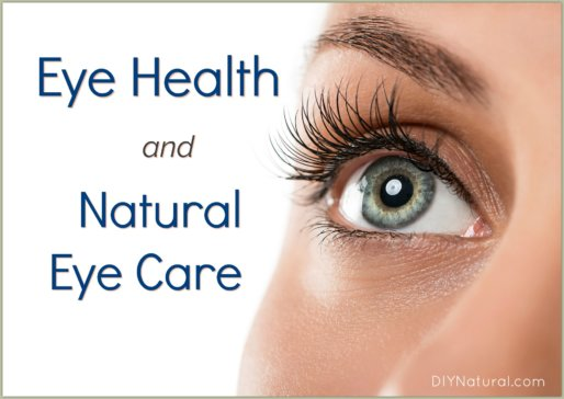 Eye Health Natural Eye Care