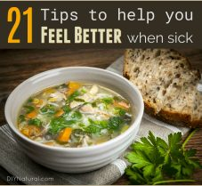 21 Natural Ways To Feel Better While You Are Sick
