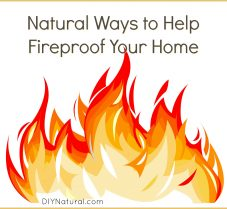 Natural Ways to Help Fireproof Your Home