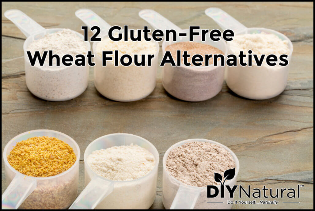 12 Unique Gluten-Free Things To Make Flour From