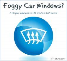 Foggy Windows? Make Your Own Anti Fog Pouch!