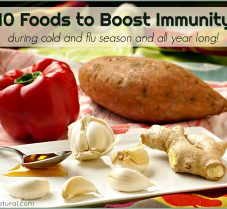 10 Foods to Boost Immunity During Cold & Flu Season