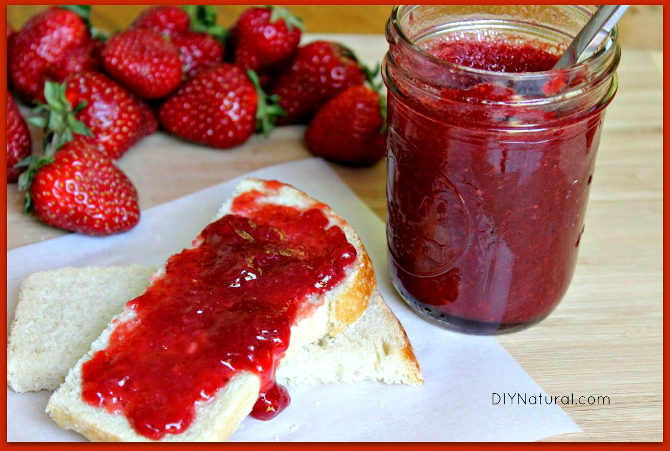 Fresh Strawberry Recipes and Other Ways To Use and ...