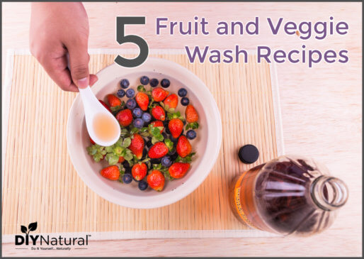 Fruit Vegetable Wash
