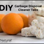 Garbage Disposal Cleaner Tabs