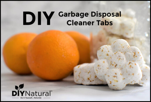 Garbage Disposal Cleaner Tabs
