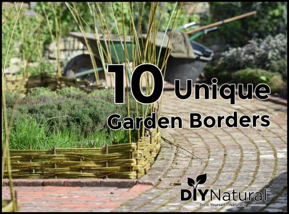 Garden Borders Edging