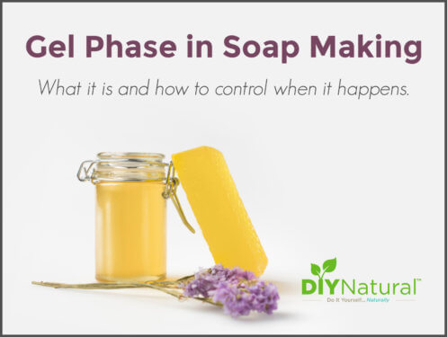 Gel Phase in Soap Making