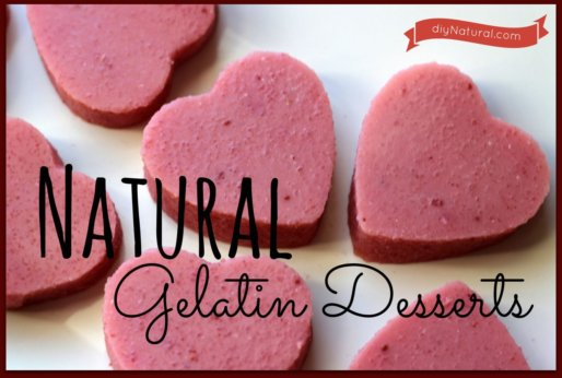 Gelatin Desserts Jigglers
