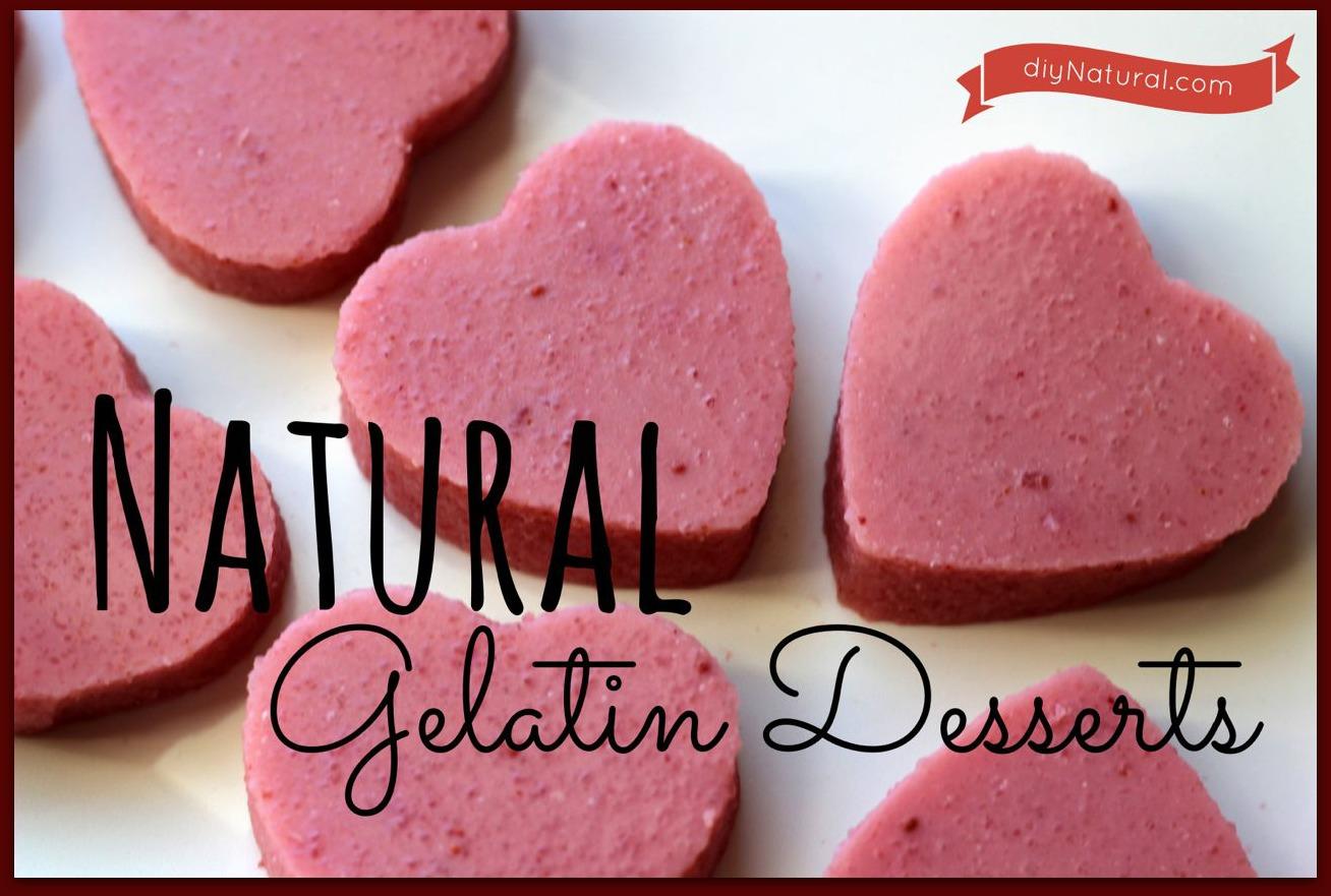 gelatin desserts jigglers - Healthy Valentine Desserts