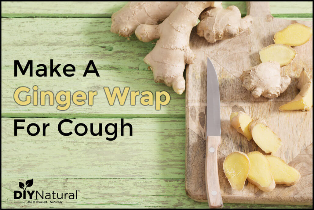Ginger Wrap for Cough