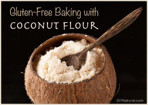 Gluten Free Baking with Coconut Flour