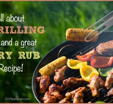 All About Grilling and A Fantastic Dry Rub Recipe