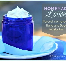 A Natural Non-greasy Hand and Body Moisturizer