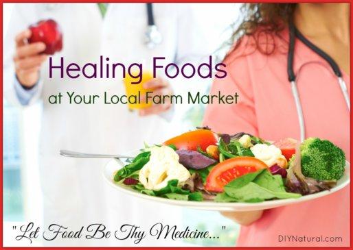 Healing Foods as Medicine