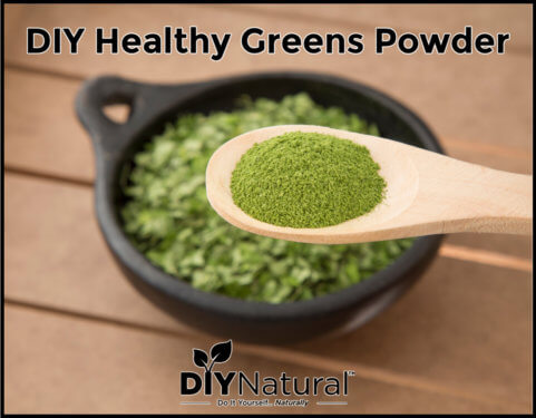 Healthy Greens Powder