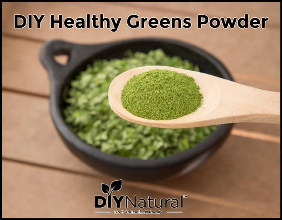 Healthy Greens Powder